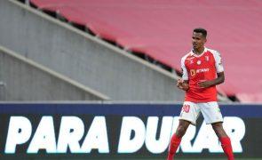 Galeno renova com Sporting de Braga até 2026