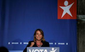 Autárquicas: Catarina Martins quer que ninguém pague mais do que 20 euros de passe