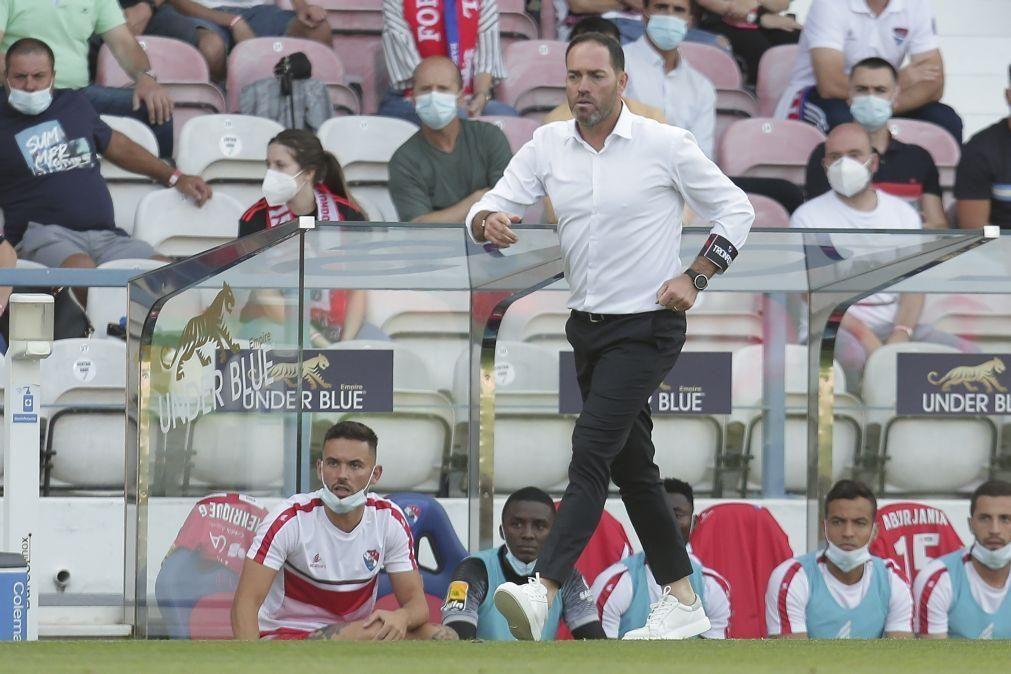 Ricardo Soares quer pontuar diante do