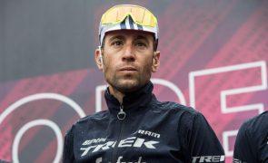 Vincenzo Nibali regressa à Astana