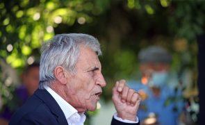 Autárquicas: Jerónimo diz que marca Portugal