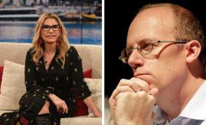 Cinha Jardim duramente criticada por jornalista: «É particularmente obsceno ouvi-la»