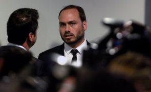 Filho de PR do Brasil citado em investigação como chefe de organização criminosa -- 'media'