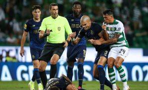Conselho de Disciplina instaura processo a Pepe após queixa do Sporting