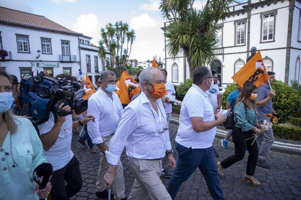 Autárquicas: Rui Rio critica secretário de Estado por declarações ridículas sobre covid-19