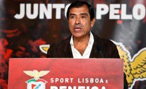 José Eduardo Moniz deixa vice-presidência e demarca-se das eleições do Benfica