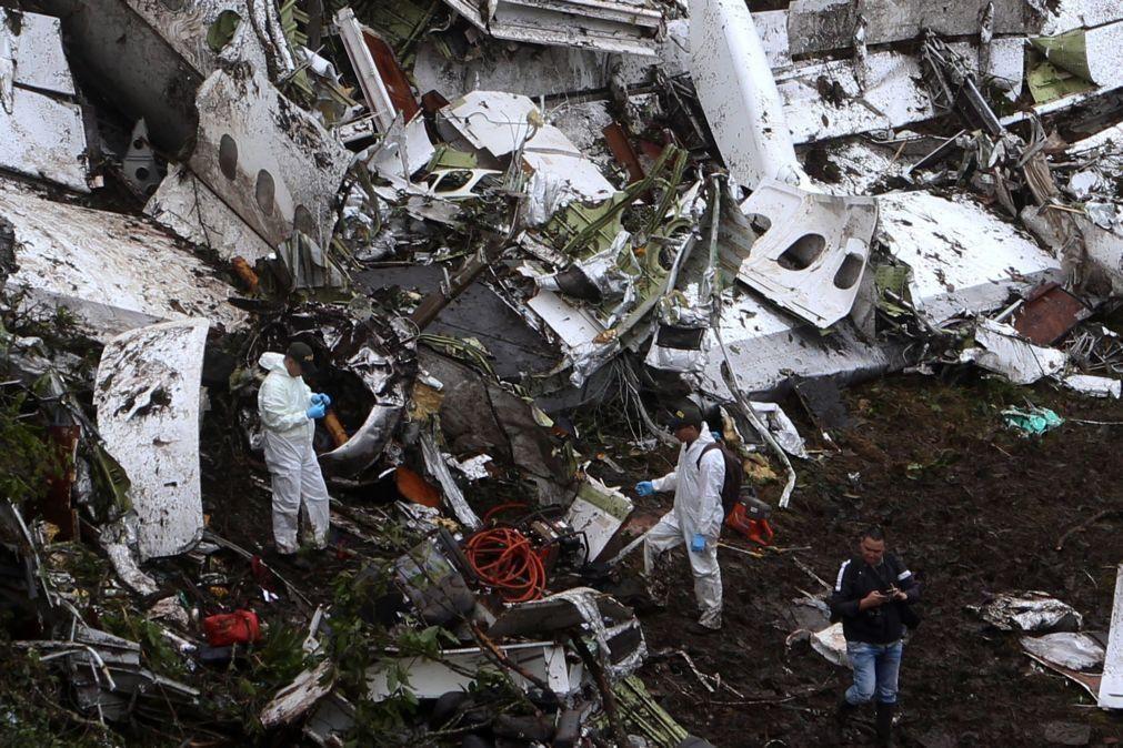 Detida no Brasil boliviana investigada pelo acidente do avião que transportava o Chapecoense