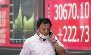 Bolsa de Tóquio abre a ganhar 1,66%