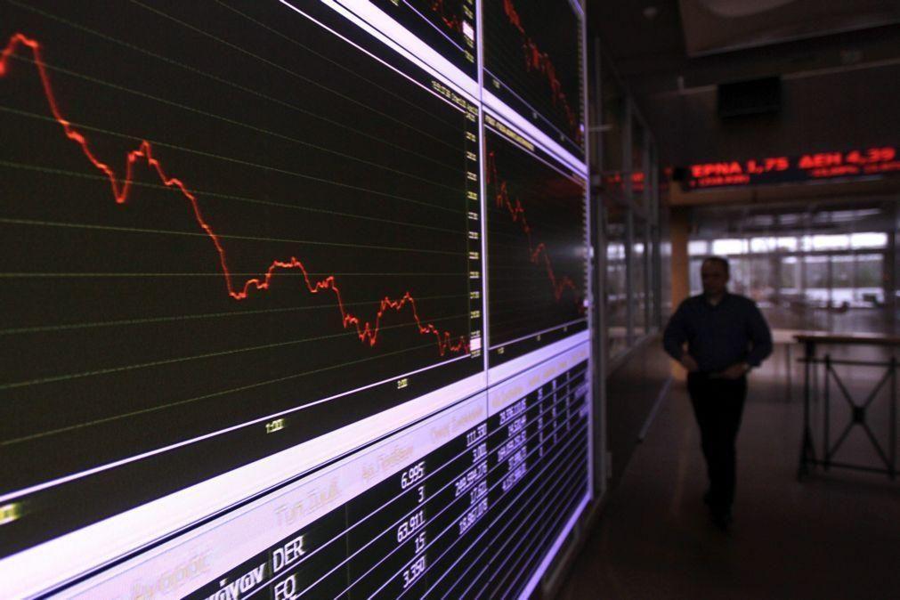 Bolsa de Lisboa desce 0,45%
