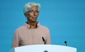 Exposição da zona euro a possivel falência do grupo Evergrande será limitada - BCE