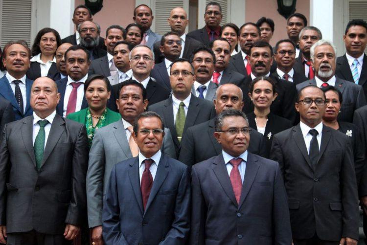 Parlamento timorense reduz regalias e pensões de ex-deputados e ex-governantes
