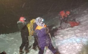 Cinco pessoas morrem ao tentar escalar o monte Elbrus na Rússia