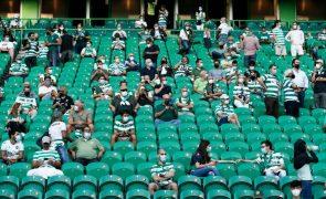Covid-19: FPF pede levantamento das limitações nos recintos desportivos