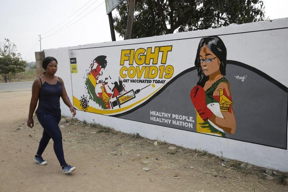 Covid-19: África com mais 1.092 mortes e 24.308 infetados nas últimas 24 horas