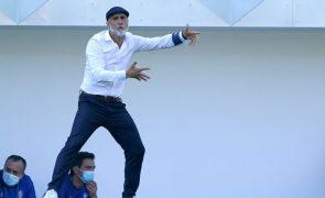 Treinador do Vizela considera que equipa