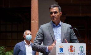 PM espanhol anuncia ajuda