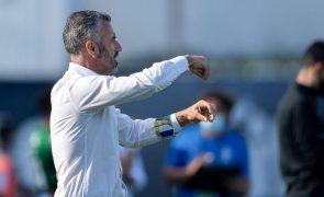 Ivo Vieira diz que Famalicão está motivado mas alerta para dificuldades frente ao Tondela