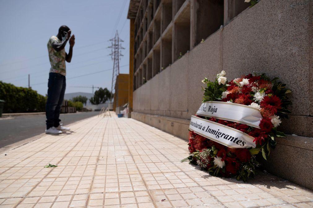 Mais de 700 mortes na rota migratória das Canárias entre janeiro e agosto