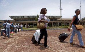 Avião da TAP choca com pássaro ao aterrar no aeroporto de Bissau