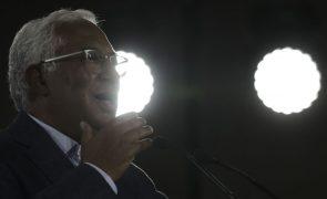 Autárquicas: Costa diz que seria