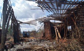 Moçambique/Ataques: Grupos armados destroem e matam quatro pessoas no sul de Cabo Delgado
