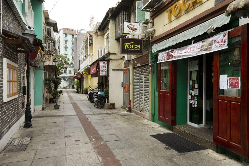 Covid-19: Macau decreta estado de emergência imediata