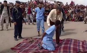 Amputação de mãos e execuções voltam a fazer parte da Lei afegã