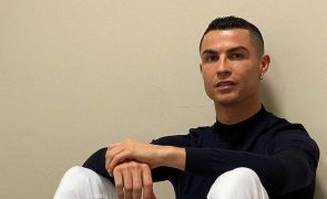 Cristiano Ronaldo vai treinar ao volante de bomba de 280 mil euros [fotos]