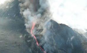 Vulcão Cumbre Vieja intensifica atividade [vídeo]