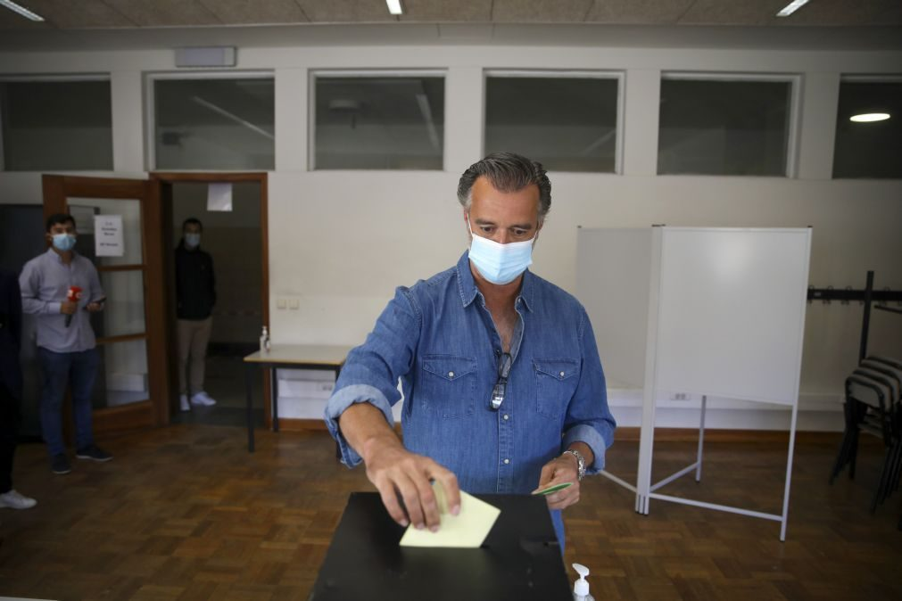 Autárquicas: Líder da IL esperançoso com aumento da participação eleitoral
