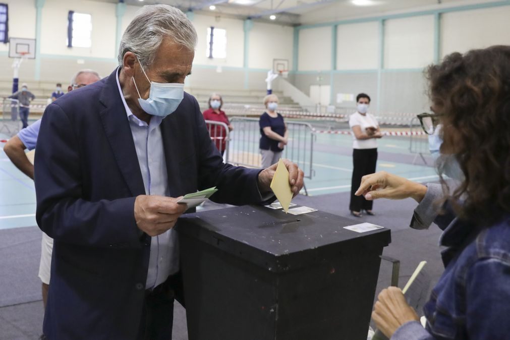 Autárquicas: Jerónimo encoraja eleitores a aproveitarem desconfinamento para votar