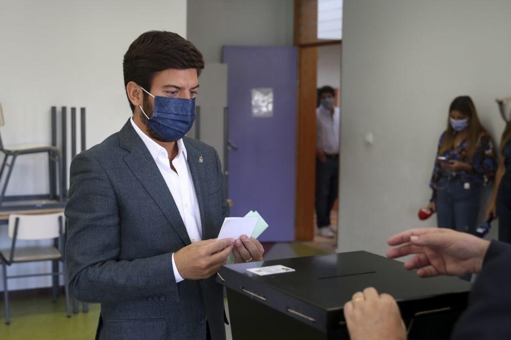 Autárquicas: Líder do CDS apela ao combate à abstenção