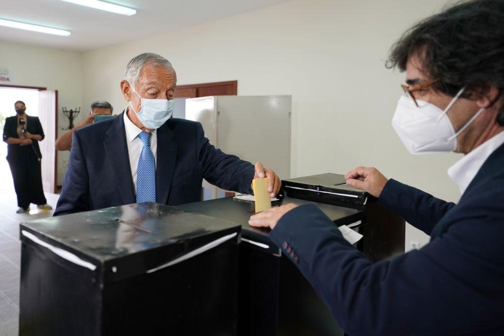 Autárquicas: Marcelo Rebelo de Sousa critica abstenção