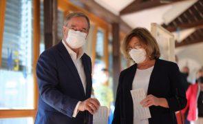 Alemanha/Eleições: Comissão Eleitoral confirma que voto de Laschet é válido