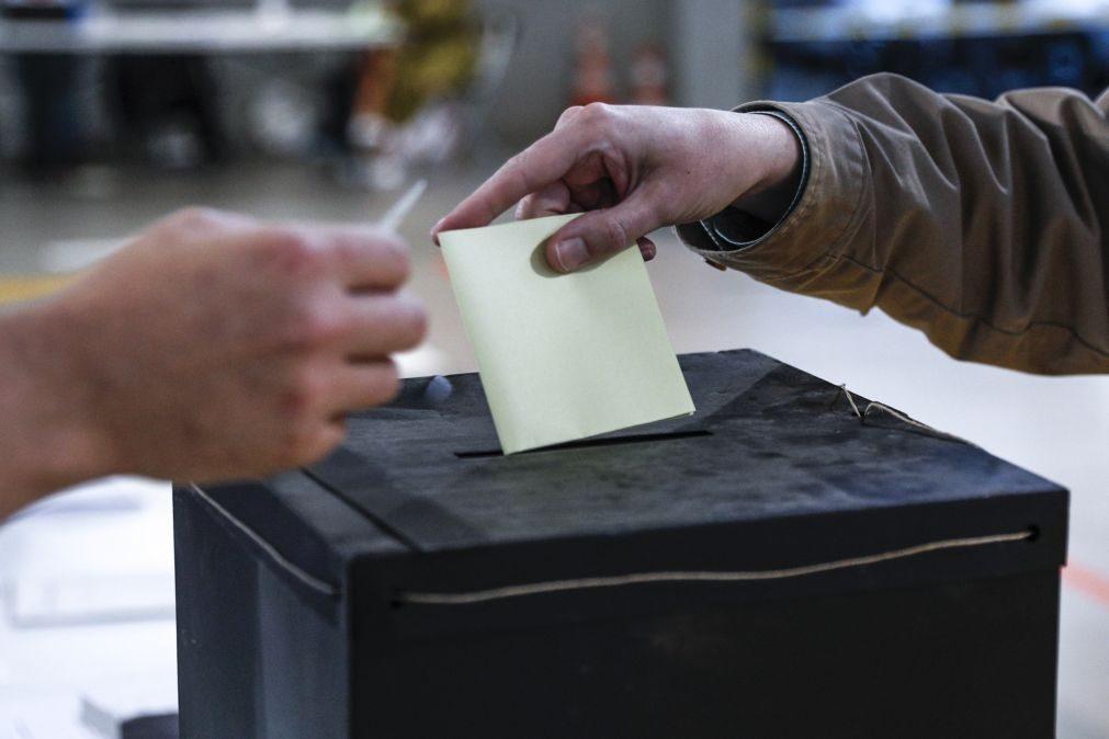 Autárquicas: Eleição decorrem normalmente e com número de queixas habitual