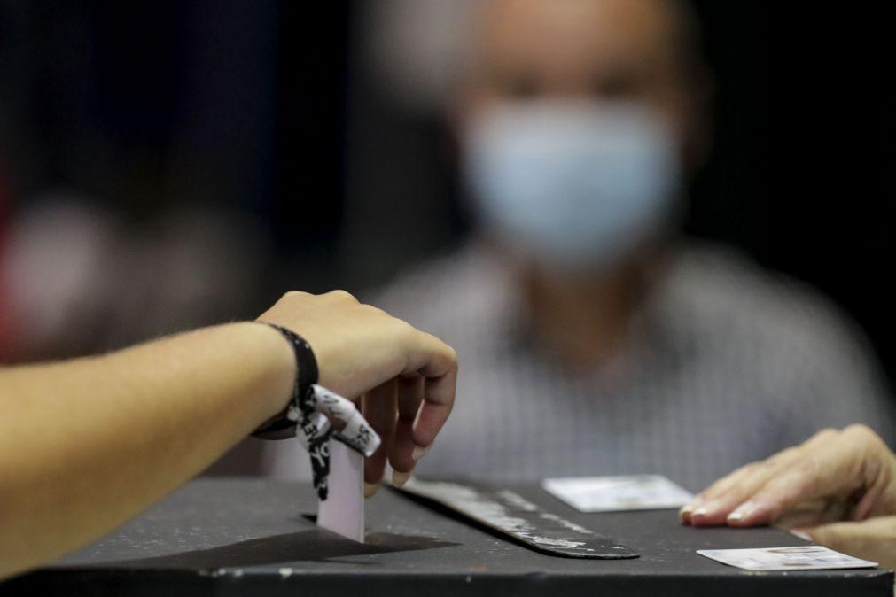 Autárquicas: Mesas de voto já encerraram no continente e na Madeira