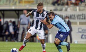Portimonense e Vizela empatam a zero na I Liga