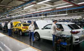 Autoeuropa volta a parar a partir de hoje e até ao dia 4 de outubro