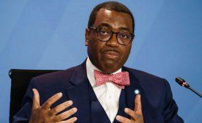 Banco Africano quer 100 mil milhões por ano contra alterações climáticas