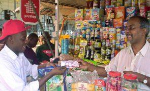 Cada moçambicano ganha em média 26 euros por mês