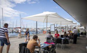 Covid-19: Açores com sete novos casos e oito recuperados nas últimas 24 horas