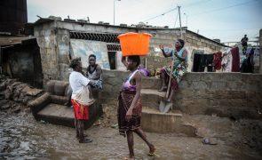 Instituto angolano prevê chuvas abaixo e acima do normal em outubro, novembro e dezembro