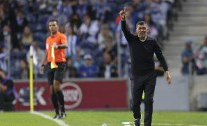 LC: Conceição diz que Liverpool