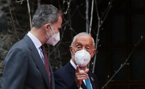 Felipe VI destaca compromisso de Portugal na saúde com Centro do Cancro do Pâncreas