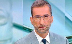 Bento Rodrigues irrita-se em direto durante noticiário: