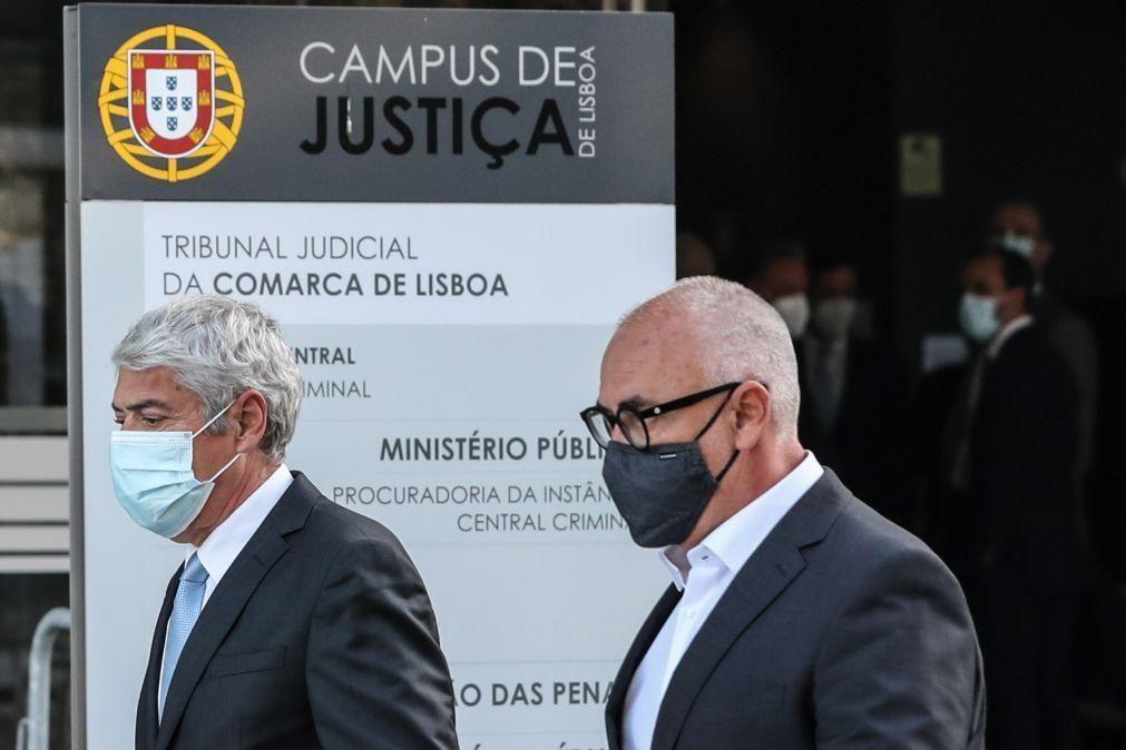 Operação Marquês: Sócrates quer trânsito em julgado da matéria não enviada para julgamento