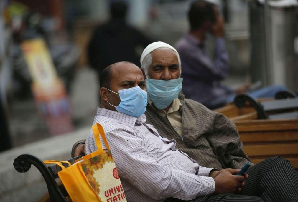 Covid-19: Índia regista menos de 20.000 casos pela primeira vez em seis meses