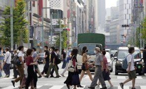 Covid-19: Japão suspende estado de emergência em 1 de outubro