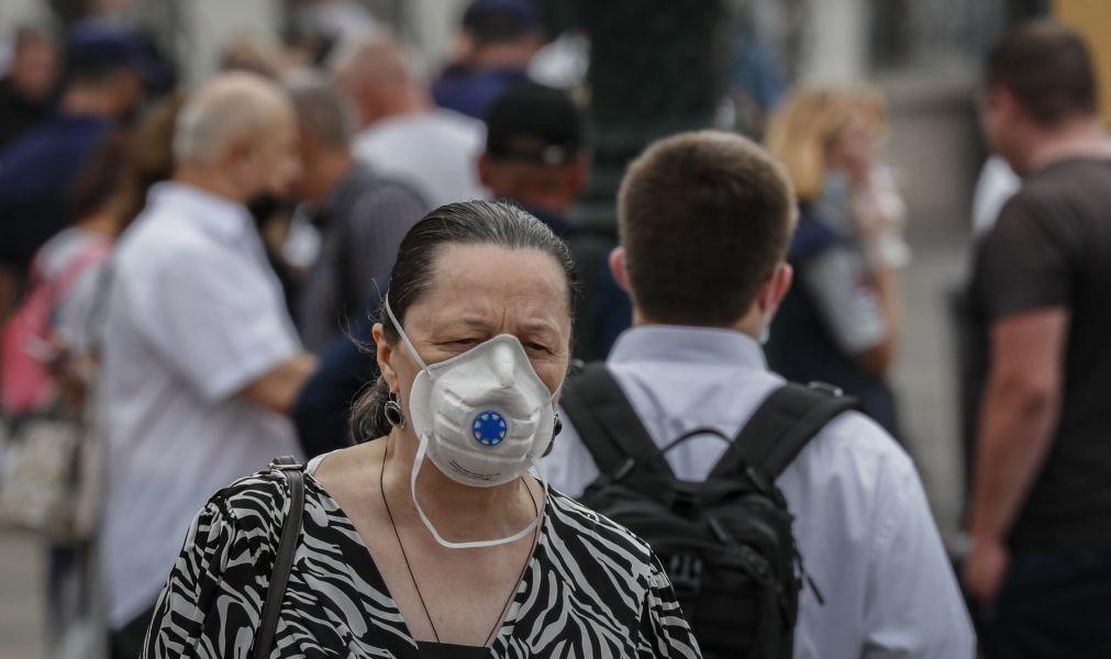 Covid-19: Rússia regista recorde de mortes em 24 horas ao perder 852 pessoas