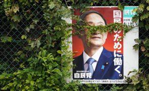 Partido no Governo do Japão realiza primárias para escolher novo líder